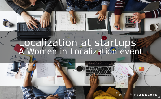 Localization at startups