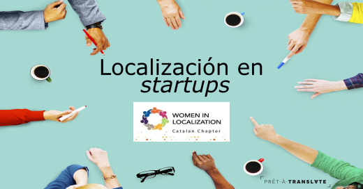 localización en startups