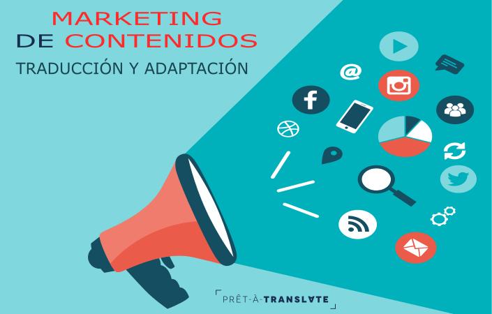 traducción de marketing de contenidos