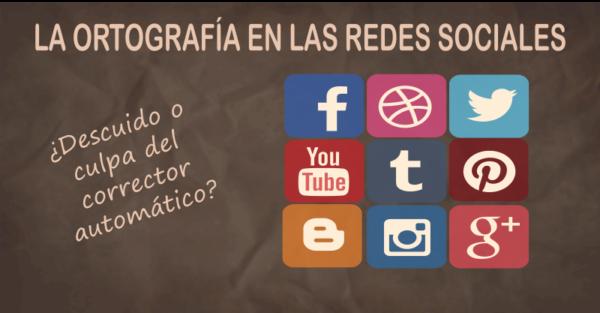La ortografía en las redes sociales