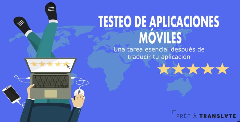 testeo de aplicaciones móviles